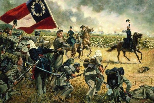 35. Guerra Civil Americana                                                                                                                                                                                 Más