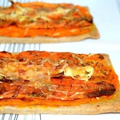 Tartes fines carottes, pommes de terre, patate douce : 25 recettes à la patate douce - Journal des Femmes