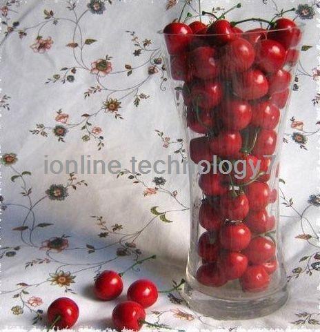 20pcs Lifelike Artificial Mini Cherry Fake Fruit Decorative Lot Home Party Decor | eBay