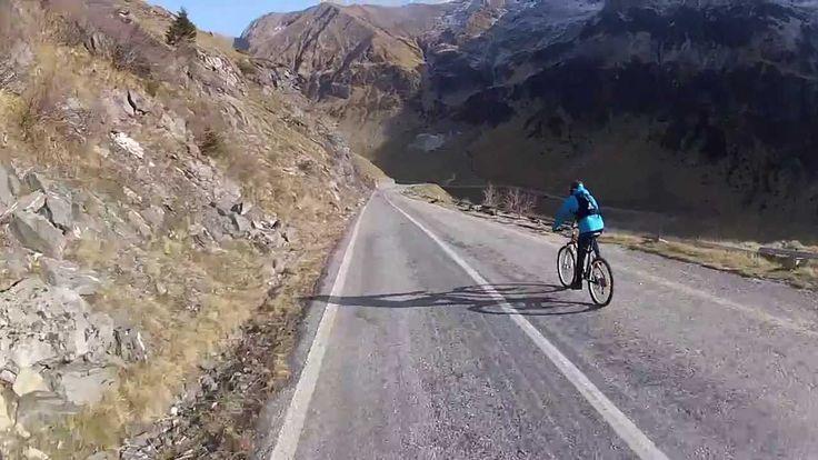 Coborare cu bicicletele pe Transfagarasan, 16-11-2013, by Mister Fox