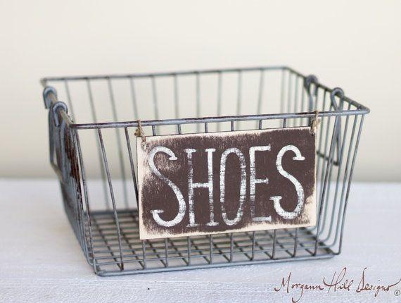 25 Best Ideas About Shoe Basket On Pinterest Front