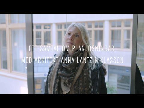 Arkitekten berättar om planlösningen | Myresjöhus - YouTube