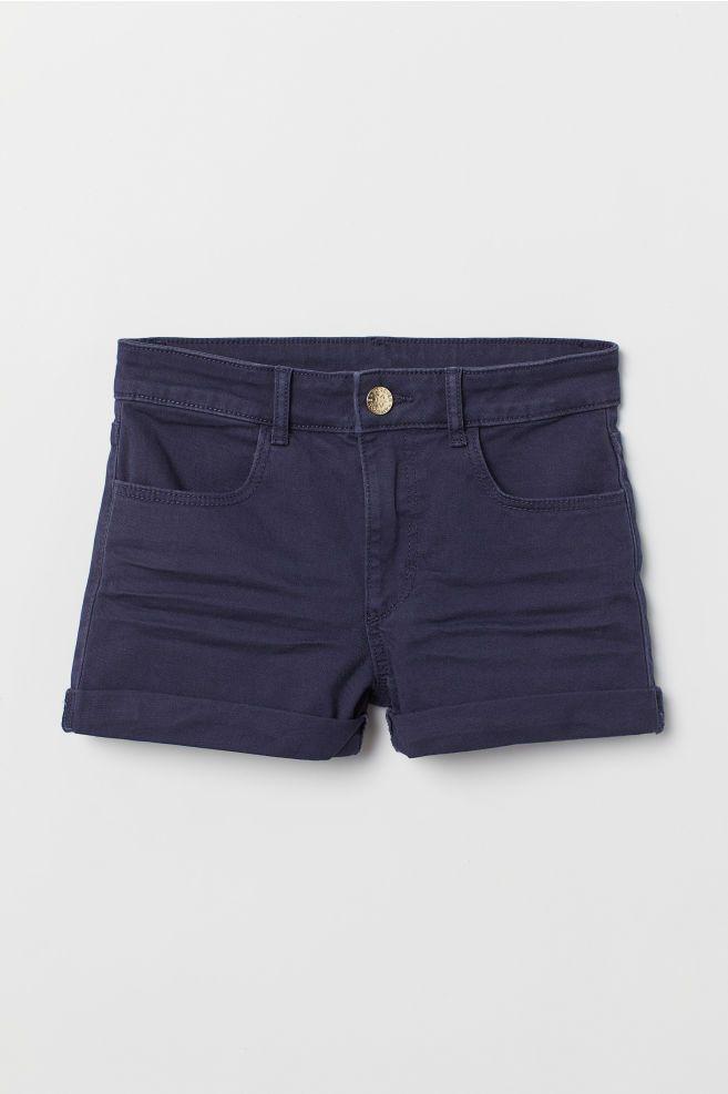 Twill shorts – Clothes I Want