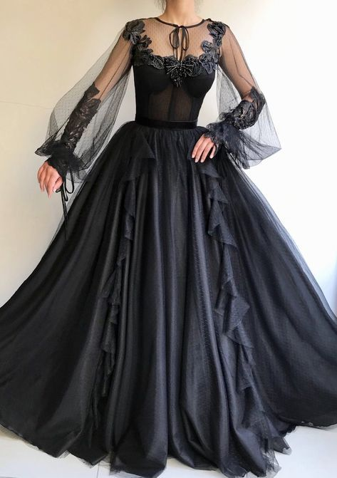 Eerie Passion TMD Gown 1