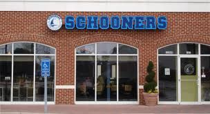 Schooner's Grill at CNU, Newport News, Va.