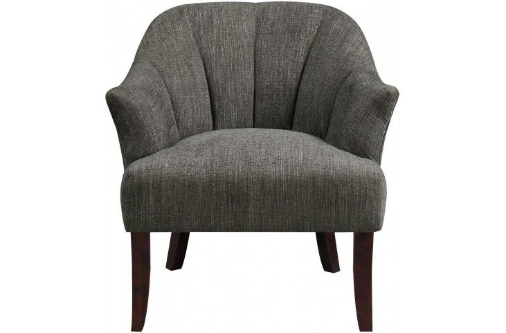 Kristi Bark Accent Chair from Emerald Home | Coleman Furniture