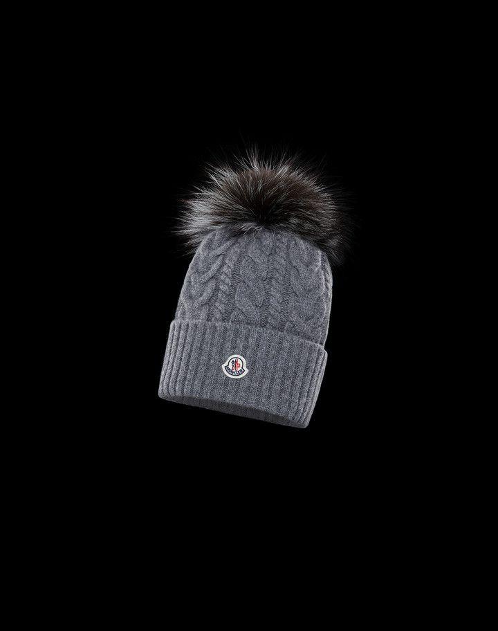 4d9a536058f3f9 MONCLER HAT - Hats - women | Christmas Wish List 2018 | Hats, Winter ...