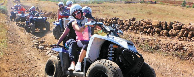Tenerife Quad Safari