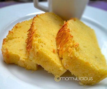 Cake Kentang Keju