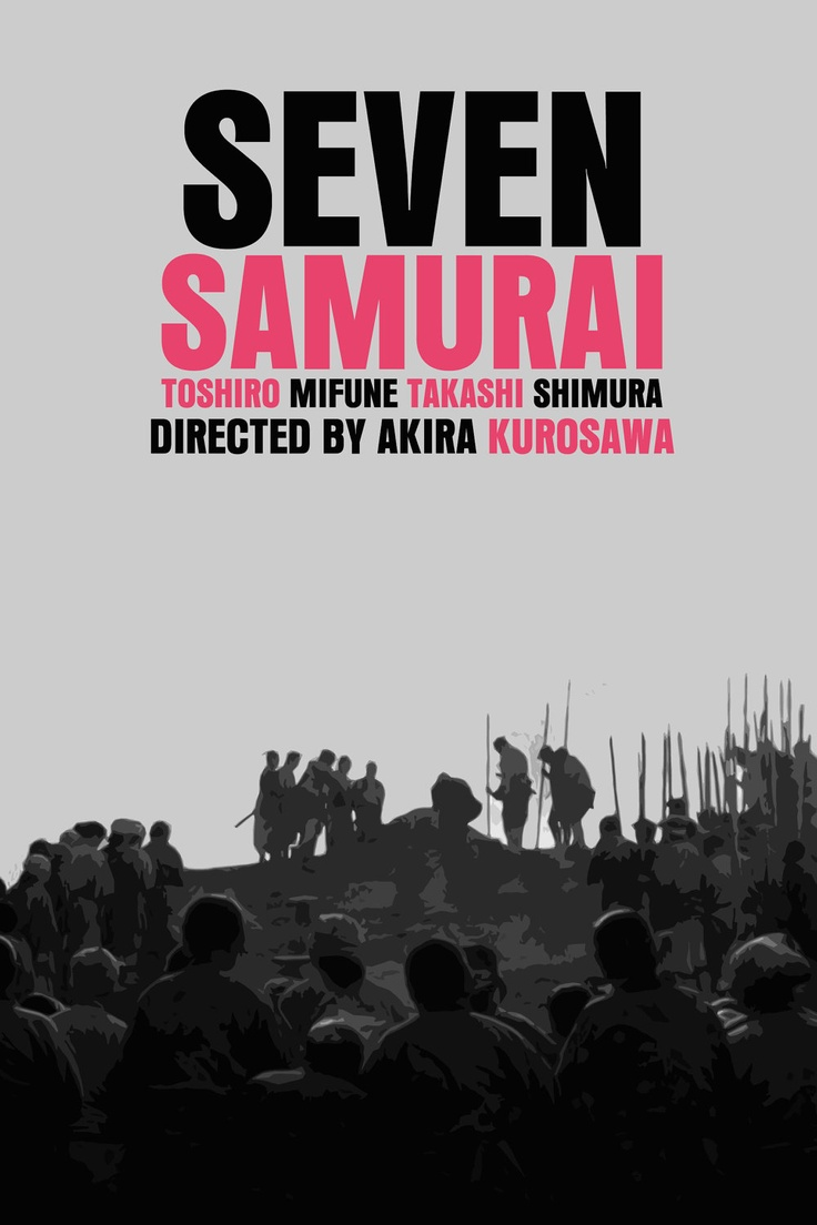 My favourite film: Seven Samurai