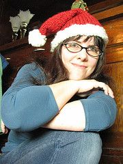 Pattern: Santa Hat (with cheap yarn!), child and baby sizes. Adult adaptable with some maths.