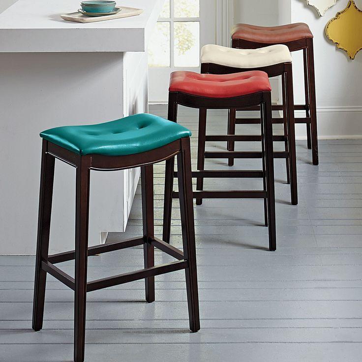 Best 25+ Saddle bar stools ideas on Pinterest | West elm ...