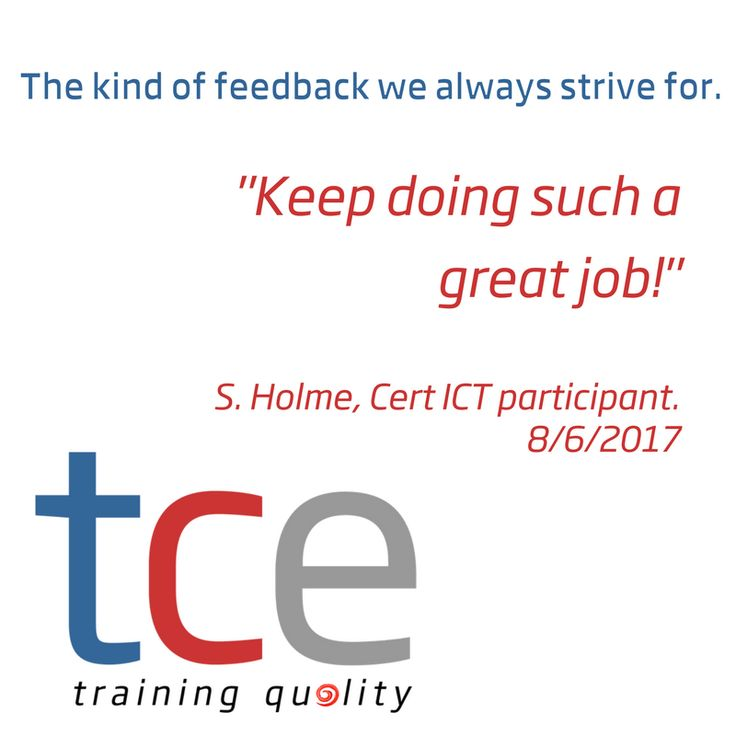 Start planning and book for the next CertICT now. http://www.theconsultants-e.com/trainingonline/certict/certictintro.php
