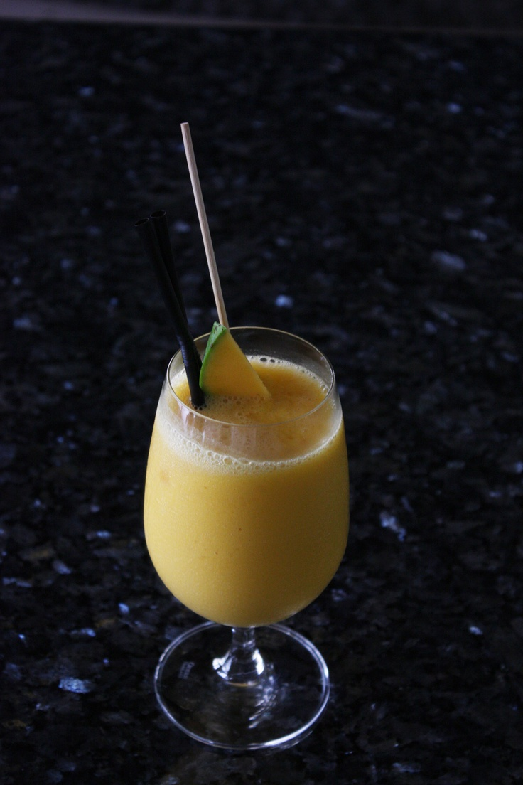 Mango Lassi #drink #cocktail #mocktail #cold #enjoy #bali #kuta #tuban #indonesia