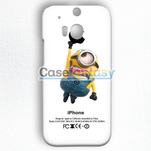 Despicable Me Minion Avenger HTC One M8 Case | casefantasy