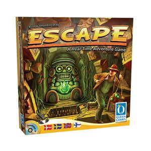 Escape - The Curse Of The Temple | Bergsala Enigma