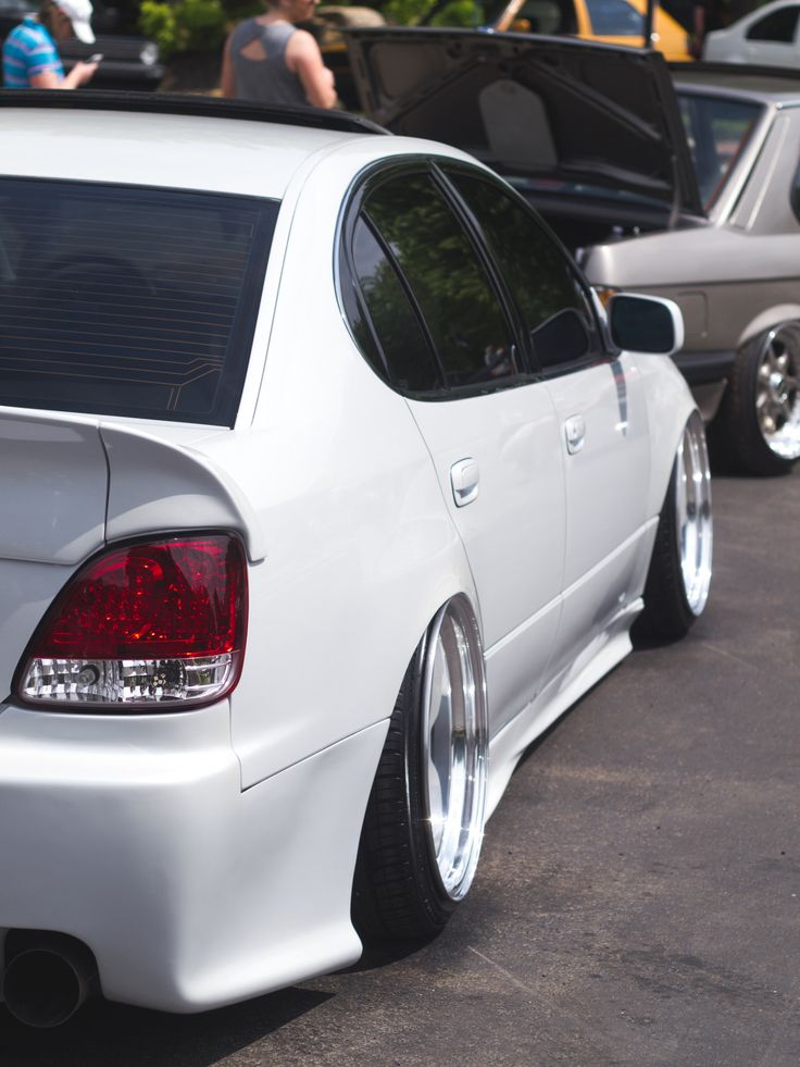 This Lexus GS 300 will always remain memorable for its looks!