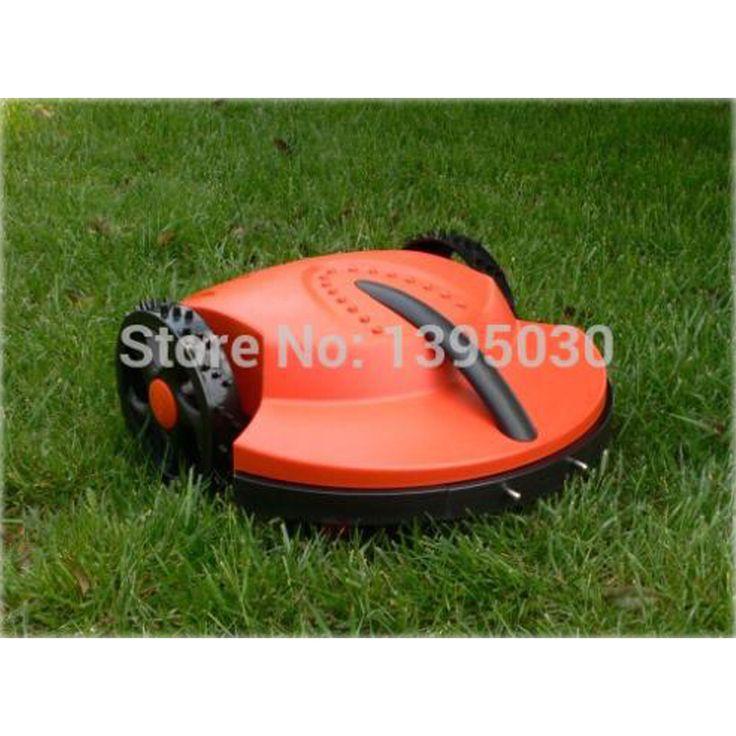 1Pcs/Lot Intelligent lawn mower auto grass cutter, auto recharge, robot grass cutter garden tool