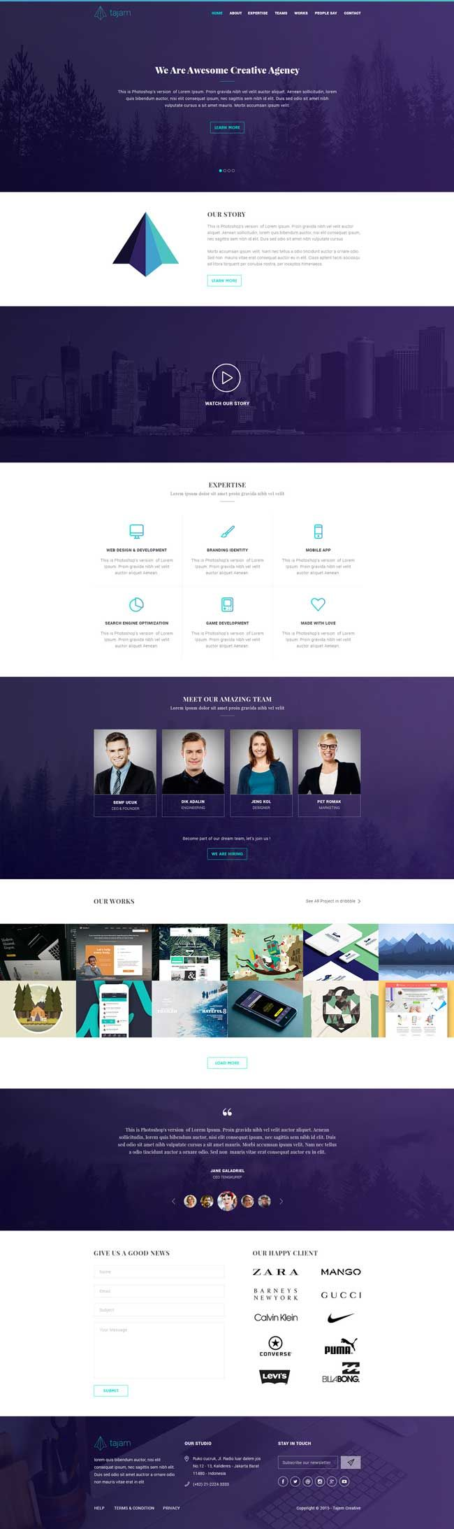 The 25+ best Free html website templates ideas on Pinterest | Html ...