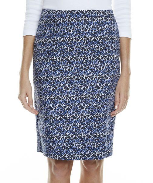 Lilian Pencil Skirt, MULTI