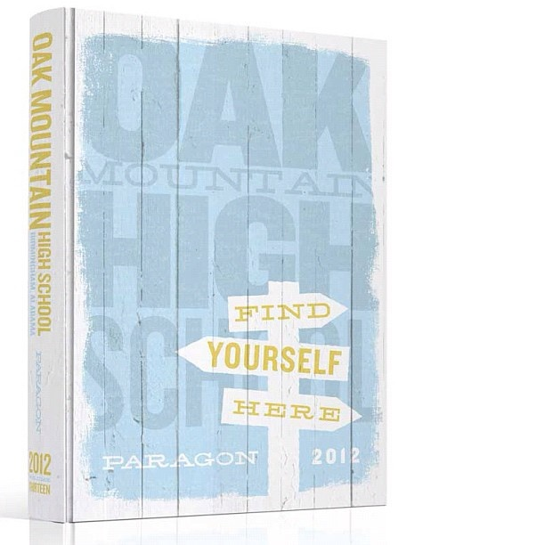 "via The Cover Artist -- Oak Mountain High School, ""Find Yourself Here"" http://instagr.am/p/MS6QprGdDi/"