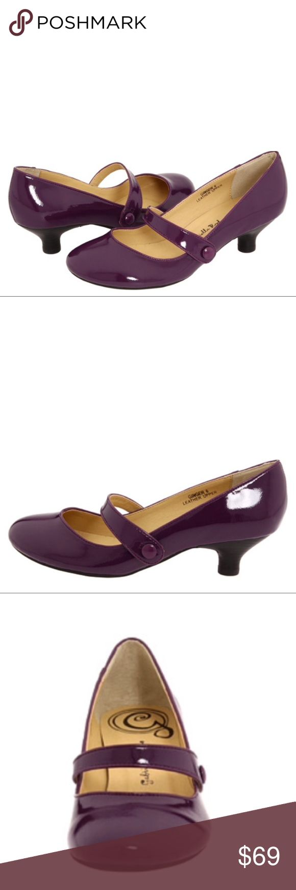 "🆕 Gabriella Rocha Mary Jane Shoes Gorgeous in patent leather. These vibrant Mary Janes are super comfortable and feature a padded footbed and stacked low heel. Heel height is 1 3/4 "" in total. Brand new, unworn. Box included. Gabriella Rocha Shoes"