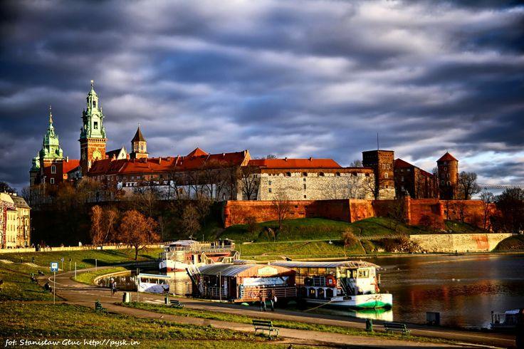 Wawel HDR #Wawel #Kraków #Cracow