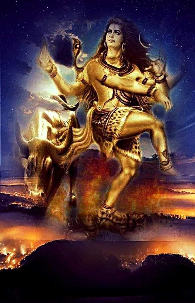 tandav pics of lord shiva