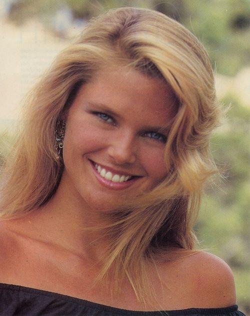 Christie Brinkley, early 80s