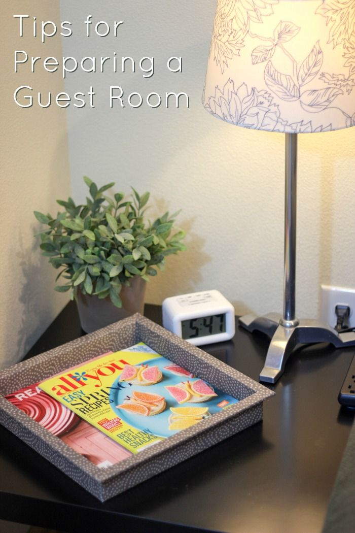 184 best Guest Room Tips images on Pinterest | Guest bedrooms ...