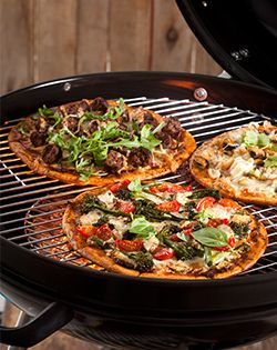 Braai Pizzas for Easter