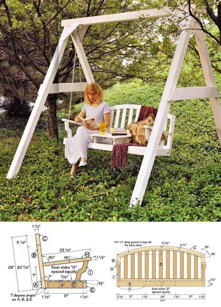 25+ best Outdoor furniture plans ideas on Pinterest | Designer ...