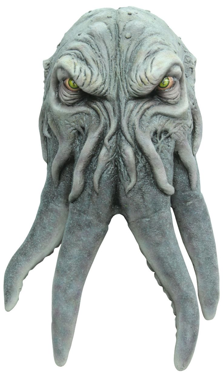 Lovecraft Cthulhu Mask Creatures Pinterest Lovecraft