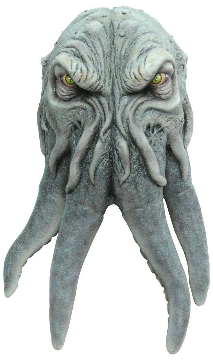Lovecraft Cthulhu Mask