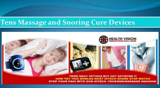 Health Vision bring you the best device for sleep apnea treatment and Tens EMS machines at affordable rates. #TensEMS