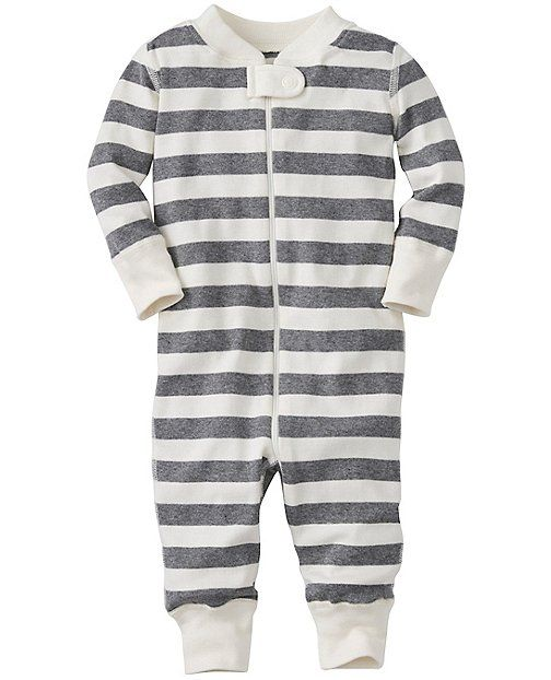 70cm Hanna Andersson — Baby Night Night Baby Sleepers In Pure Organic Cotton from #HannaAndersson.