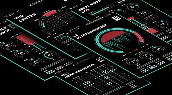 Waves Audio UI Resdesign ::Thesis Project:: by Frank JE Flitton, via Behance
