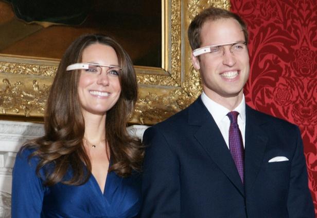 : Google Glasses, Katemiddleton, Famous People, Google Announcements, Famous Faces, Prince William, Announcements Projects, Projects Glasses, Royals Families