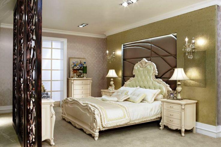 Bedroom:Stunning Luxury Bedroom Design With Antique Room Divider Luxury Bedroom Design Ideas That Looks Amazing