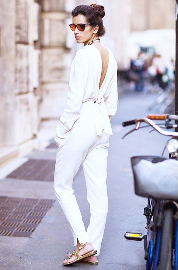 Sexy doesn't mean skintight! // #StreetStyle