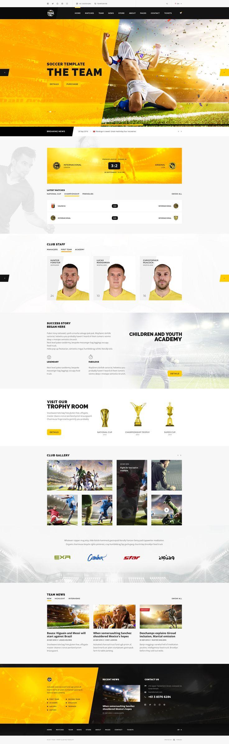 Team — Sport and eSport Club PSD Template #sport #sport club #sport news • Download ➝ https://themeforest.net/item/team-sport-and-esport-club-psd-template/19318160?ref=pxcr