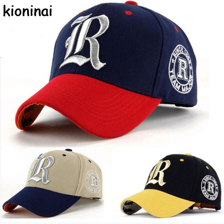 7.49$  Watch now - http://aliuw2.shopchina.info/go.php?t=32551918499 - Letter LR Hat Korean Version Baseball Cap Gorras Planas Snapback Caps Hip Hop Hats Snapbacks Casquette Cotton 7.49$ #buychinaproducts