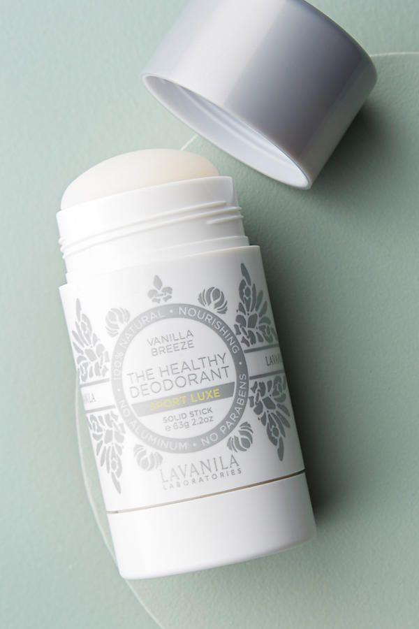 Slide View: 1: Lavanila Sport Luxe Solid Stick Deodorant