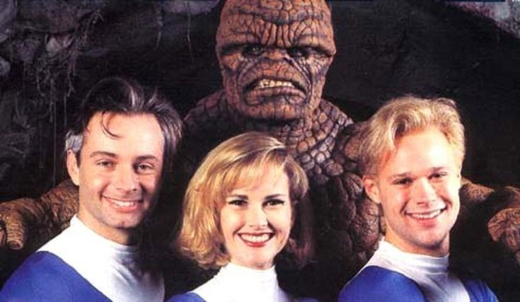 Full Version of The Unreleased, Low Budget 1994 Fantastic Four Movie by Roger Corman
