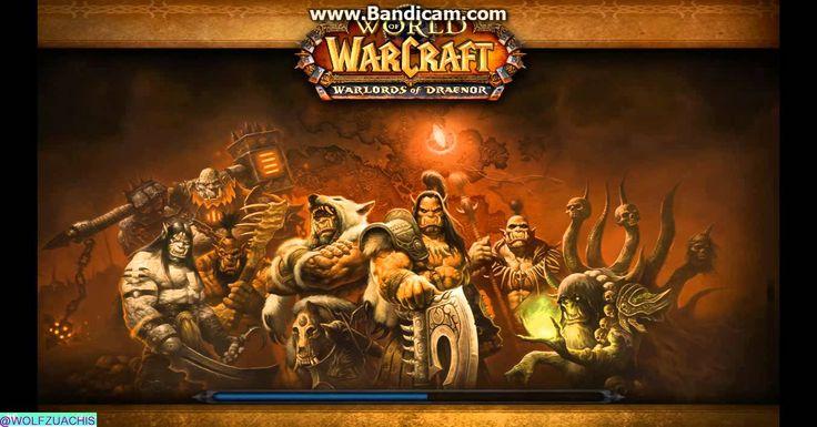 WORLDofWARCRAFT  warlords of draenor intro 2 dark portal