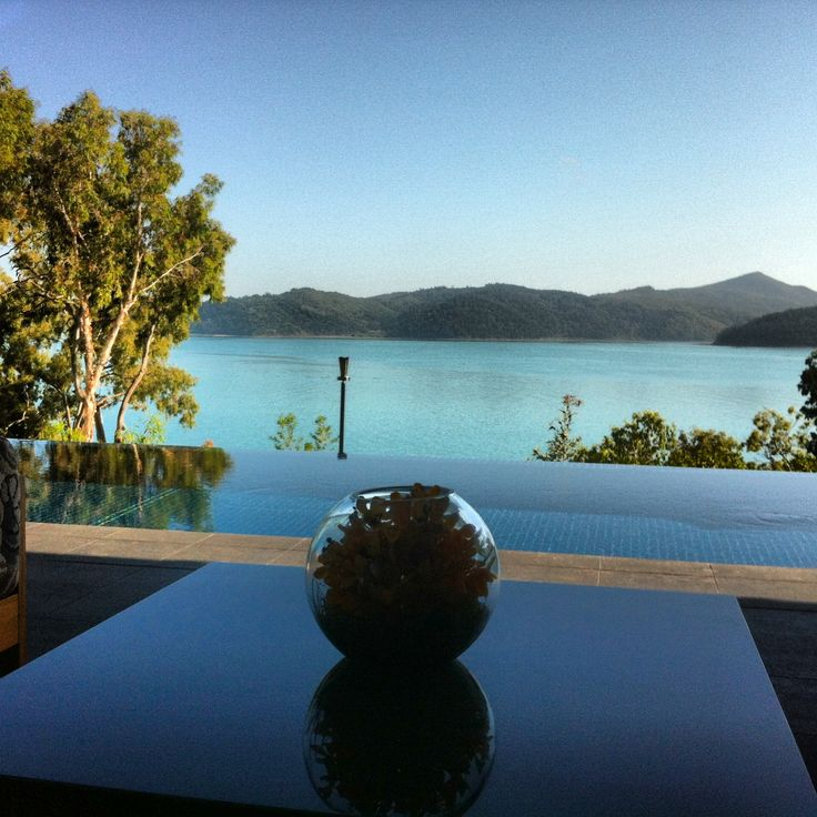 Qualia resort Hamilton island Australia