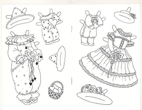 1353 best paper dolls