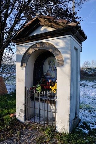 Madonnina del Borghetto - Brescello (RE) - Emilia Romagna - Italia, Italy
