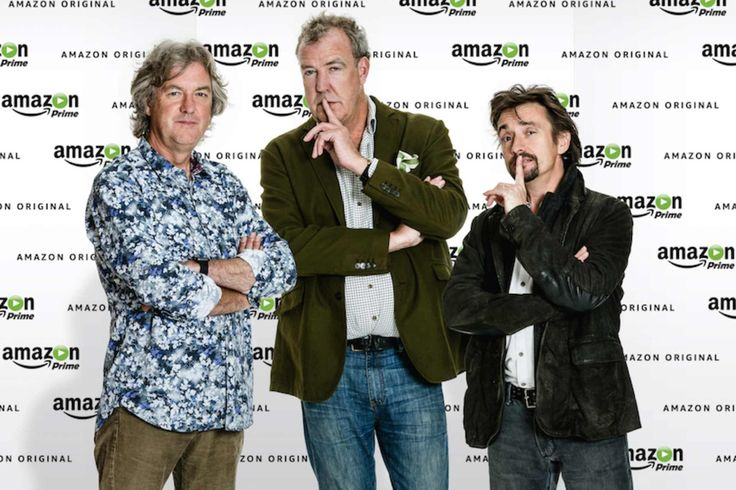 9 better names for Jeremy Clarkson's new Top Gear show than The Grand Tour  | British GQ