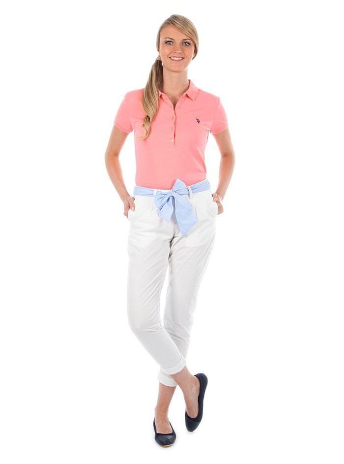 Bayan Beyaz Salaş Pantolon MC07280914184